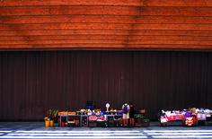 Image 9 of 54 from gallery of Ponte de Lima Municipal Market / Guedes Cruz Arquitectos. Photograph by Fernando Guerra | FG+SG