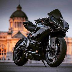 "561 Likes, 2 Comments - Ducati (@always.ducati) on Instagram: ""Black Panther Via: @rbjphoto #motorcycles #motobike #cyclelaw #bikeride #ducatista…"""