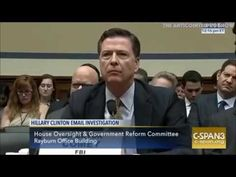 "John Mica Shocks Comey ""I Want All Communications Between You And Lorett..."
