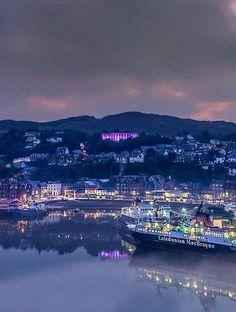 Oban Summer Nights.,Scotland.