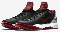 Nike Turned An Old Hyperdunk Into a Volleyball Shoe