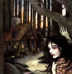 Trina Schart Hyman- Snow White
