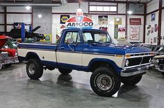 1977 Ford/ http://musclecarfuturefortune.com/