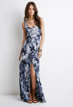 Leopard print maxi dress forever 21