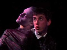 A Very Potter Musical Act 1 Part 5  - One of the funniest scenes in the musical, with Professor Quirrell and Lord Voldemort. With the help of Professor Quirrel, the Dark Lord Voldemort is back from the dead and in Hogwarts! He's got an evil plan to get his revenge and his body back, but he's got to be well rested if he wants to rule the world. Now Voldy and Quirrell have to learn to live with each other if they're going to be in this situation for a while.