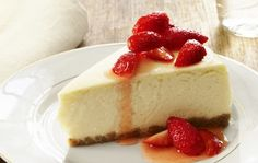 Low-Fat Cheesecake | Healthy Recipes Center - calories please