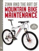 Zinn and the art of mountain bike maintenance by Lennard Zinn ; illustrated by Todd Telander  -- Focuses on mountain bike maintenance and repair.