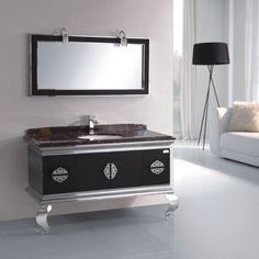 30 Dowell 24/&30 Wall Mount Bathroom Vanity /& Polymarble Sink set 18 Depth Off White Finish