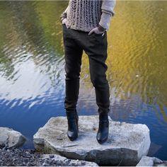 Hemp Boho -pants, black, adults Boho Pants, Hemp, Black Pants, Unisex, Suits, Finland, Fashion, Black Slacks, Moda
