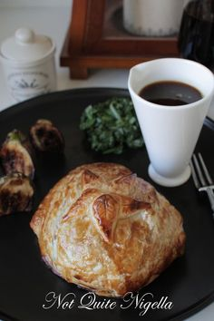 Beef Wellington. This is such an easy recipe and so delicious. My foodie husband said it was the best he ever had.