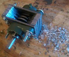 3D Printer Part Recycling Grinder