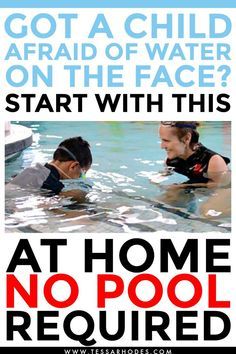 Fear of Water? Help Your Child Learn to Put Their Face in the Water Breaststroke Swimming, Swimming Drills, Teach Kids To Swim, Learn To Swim, Butterfly Swimming, Baby Swimming, How To Swim Faster, Motivational Games, Baby Swim Float