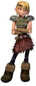 Astrid – How to Train Your Dragon Viking - School of Dragons