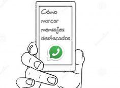 Mensajes destacados en Whatsapp