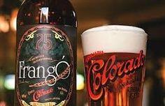 Cerveja Colorado FrangÓ 25 anos, estilo American Pale Ale, produzida por Cervejaria Colorado, Brasil. 4.5% ABV de álcool.