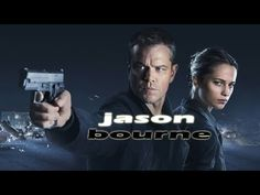 Favorite Hollywood Movie | Jason Bourne (2016)  Star Cast By