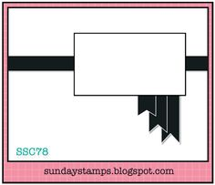 Sunday Stamps... Weekly Challenge: SSC78 It's Sketch Time!