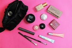 #Coulisses #beaute : Dans le vanity #maquillage de Roxanne, Responsable Web Marketing