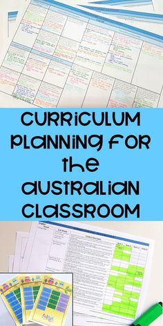 Curriculum planning can be overwhelming, scary, and just plain not fun to do. But with the many ideas, tips, and suggestions included at this blog post - every Australian teacher will find themselves prepared and ready for the upcoming school year! Click through to see the printables, templates, sheets, products, and more that will help every teacher in Australia make the most of the school year. {Foundation, Year 1, 2, 3, 4, 5, 6, all subject areas - math, ELA, science, technologies…