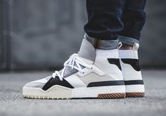 the latest 0e97d 5b030 Alexander Wang and adidas Originals are now dipping into the game of  basketball, although the