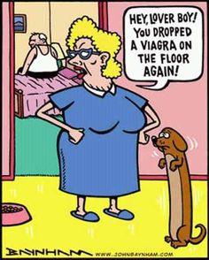 """A little """"wiener dog"""" humor!"""