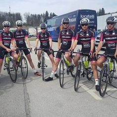 V soboto so se člani ekipe Rog Ljubljana udeležili mednarodne dirke Trofeo Edil v Italiji.