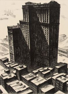 The Diesel Era Lithographs of Louis Lozowick (1920's to 1940's) – SOCKS