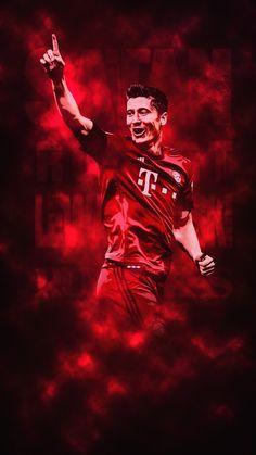 Robert Lewandowski, Fc Bayern Munich, Football Players, Soccer, Poland, Supernatural, Legends, Wallpapers, Templates