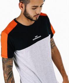 19 Best Mens Tshirt photos by Mens Polo T Shirts, Boys T Shirts, Tee Shirts, T Shirts For Women, T Shirt Men, Polo Shirt Design, Tee Shirt Designs, Camisa Polo, Sport T Shirt