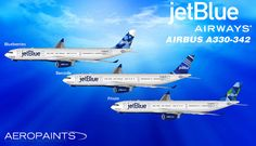 JetBlue Airways A330-3