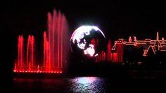 IllumiNations: Reflections of Earth, Epcot Center, Florida, EUA.