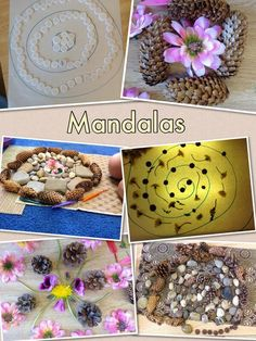 Mandala play in and around our classroom: kids connect @kids connect on Twitter