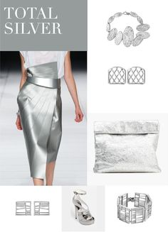 Do you need a stylist for tonight?JOID'ART TOTAL SILVER! See more at: joidart.com #joidart #barcelona #joidartoutfits #contemporaryjewellery #contemporaryjewelry #joyeriacontemporanea