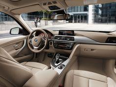 BMW 3 Series Touring Interior