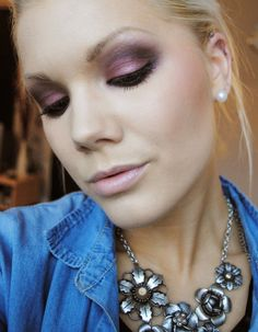 Makeup by Linda Hallberg