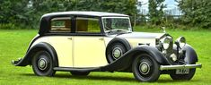 Chassis GWE53 (1934) Saloon by Hooper