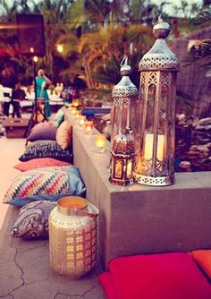 Home-Spun-Around: TGIF!!! How to Make your Home a Party Den!! with a Moroccan or Bohemian Theme...
