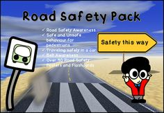 Road Safety Resource and Display Pack