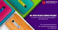 We are the Authorized Moto Service Center in Chennai. We have a specialist and expert to deals all kinds of motorola mobile phone services. Phone Service, Delhi Ncr, Best Mobile, Chennai, Software, Website
