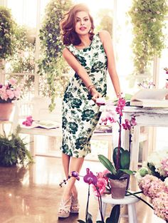 Shop Eva Mendes Collection - Fleur Sheath Dress. Find your perfect size online at the best price at New York & Company.