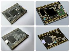 Linux System-on-Module. Project download available.  teamconstructor.com