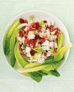 Salada requeijão