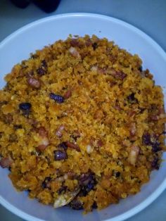 Olla Gm G, Spanish Kitchen, Rice Recipes, Macaroni And Cheese, Crockpot, Oatmeal, Food And Drink, Yummy Food, Cooking