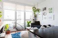 Sarah's Small & Stylish Brooklyn Apartment