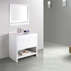 """lawlers favorite"" Conner 36-inch Single-sink Vanity Set | Overstock.com Shopping - The Best Deals on Bathroom Vanities"