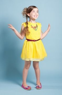 Ring in spring with these fresh new trends in kids clothing: pretty patterns, hipster formal and lot