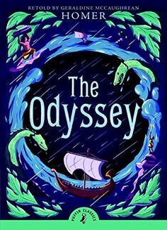 The Odyssey (Puffin Classics) by Geraldine McCaughrean http://www.amazon.com/dp/0140383093/ref=cm_sw_r_pi_dp_GmcOvb0YQVCHW