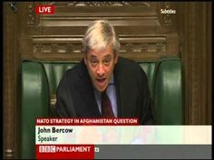 House of Commons - John Bercow ejects Paul Flynn