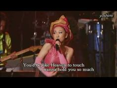 MISIA - Can't Take My Eyes Off You ( 君の瞳に恋してる ) - LIVE 2012 - YouTube