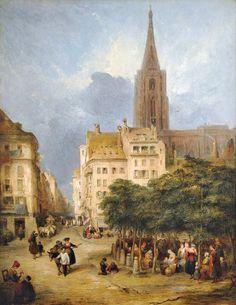 Strasbourg Place Gutenberg Georges Jones
